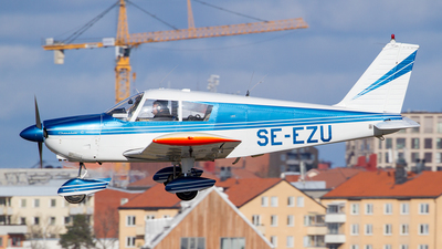 SE-EZU - Piper PA-28-180 Cherokee C - Private
