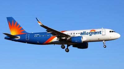 N248NV - Airbus A320-214 - Allegiant Air