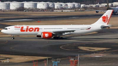 HS-LAL - Airbus A330-941 - Thai Lion Air