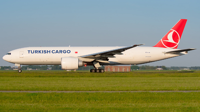 A picture of TCLJL - Boeing 777FF2 - Turkish Airlines - © R Skywalker