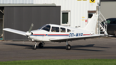 OO-WAR - Piper PA-28-161 Warrior III - Royal Antwerp Aviation Club