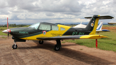 PT-RIY - Embraer EMB-711ST Corisco - Brazil - Government of Minas Gerais