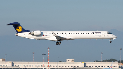 D-ACKH - Bombardier CRJ-900ER - Lufthansa CityLine
