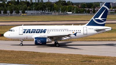 A picture of YRASB - Airbus A318111 - Tarom - © Karam Sodhi