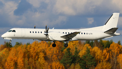 A picture of SELTX - Saab 2000 - [2000024] - © Andreas Fietz