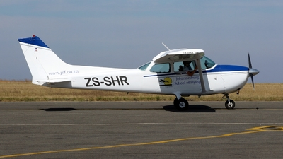 ZS-SHR - Cessna 172P Skyhawk - Johannesburg School of Flying