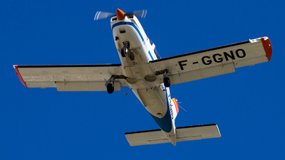 A picture of FGGNO - Socata TB20 Trinidad - ENAC Ecole Aviation Civile - © Daniel Abela