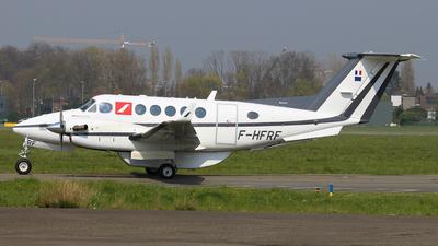 F-HFRF - Beechcraft 200 Super King Air - Aero Sotravia