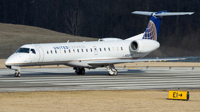 N14991 - Embraer ERJ-145LR - United Express (ExpressJet Airlines)