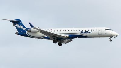 N768SK - Bombardier CRJ-701ER - Delta Connection (SkyWest Airlines)
