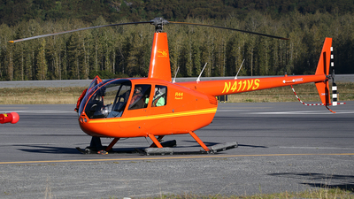 N411VS - Robinson R44 Raven II - VS Helicopters