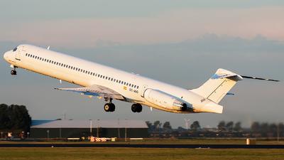 EC-JUG - McDonnell Douglas MD-83 - Swiftair