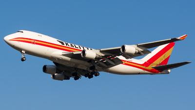 N402KZ - Boeing 747-481F(SCD) - Kalitta Air