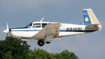 A picture of N916BL - Mooney M20K - [250198] - © Jeremy D. Dando