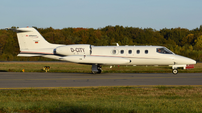 D-CITY - Bombardier Learjet 35A - Air Alliance