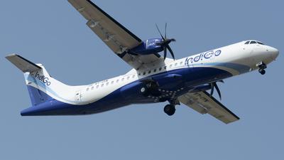 A picture of VTIYN - ATR 72600 - IndiGo - © Ramana Prasad