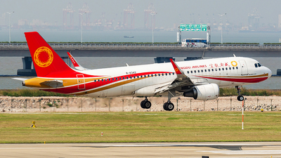B-8342 - Airbus A320-214 - Chengdu Airlines