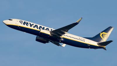 EI-DYC - Boeing 737-8AS - Ryanair