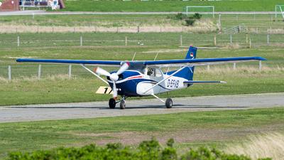 D-EFVB - Reims-Cessna FR172K Hawk XP II - Luftverkehr Friesland Harle (LFH)