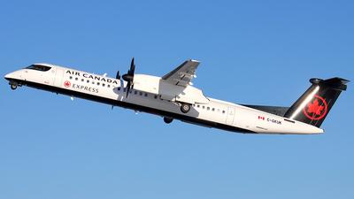 A picture of CGKUK - De Havilland Canada Dash 8400 - Air Canada - © YoungKyun Shin