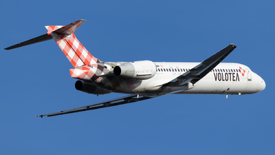 EI-FBM - Boeing 717-2BL - Volotea
