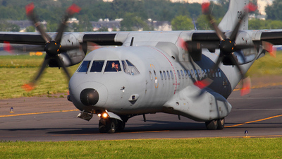 021 - CASA C-295M - Poland - Air Force