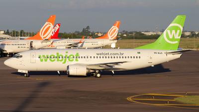 PR-WJG - Boeing 737-322 - WebJet Linhas Aéreas