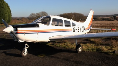A picture of GBNOP - Piper PA28161 - [2816027] - © Ian Johnson