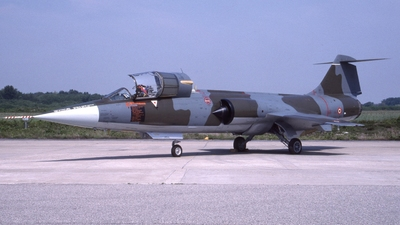 MM6815 - Lockheed F-104S ASA-M Starfighter - Italy - Air Force