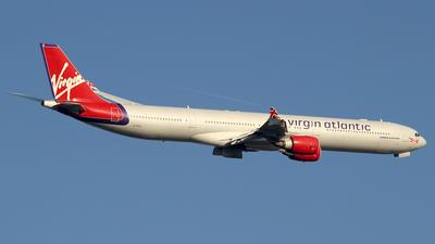 G-VFIZ - Airbus A340-642 - Virgin Atlantic Airways