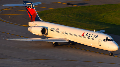 A picture of N969AT - Boeing 7172BD - Delta Air Lines - © Steve Rinde