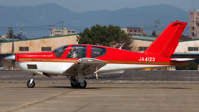 JA4123 - Socata TB-21 Trinidad TC - Private