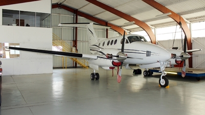 ZS-NFO - Beechcraft F90 King Air - Private