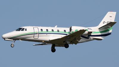 G-SIRS - Cessna 560XL Citation Excel - London Executive Aviation