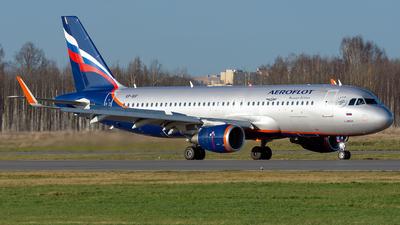 A picture of VPBIF - Airbus A320214 - Aeroflot - © ArCher