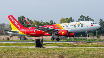 VN-A650 - Airbus A320-214 - VietJet Air