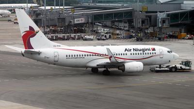 A picture of P2PXD - Boeing 7377L9 - Air Niugini - © Zaahid Naseer