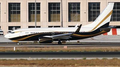 9H-GGG - Boeing 737-7Z5(BBJ) - Maleth Aero