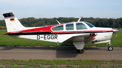 D-EGGR - Beechcraft F33A Bonanza - Private