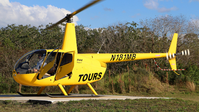 N181MB - Robinson R44 Raven - Spitzer Helicopters