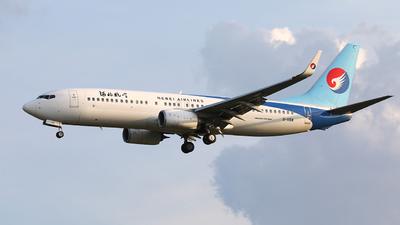 B-1158 - Boeing 737-8LW - Hebei Airlines