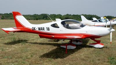 A picture of OKWAR18 - BRM Aero Bristell ELSA - [] - © Václav Kudela