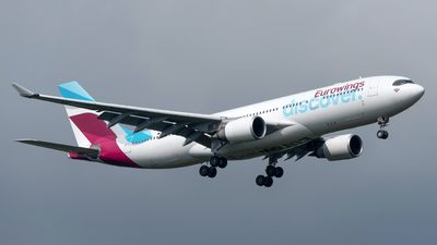 D-AXGB - Airbus A330-203 - Eurowings Discover