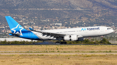 A picture of CGTSN - Airbus A330243 - [0369] - © Alex Maras