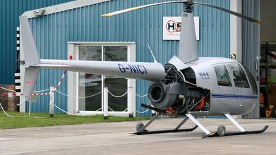 G-NICI - Robinson R44 Raven II - Private