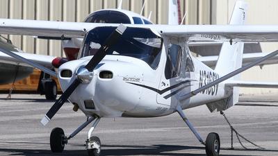A picture of N316SV - Cessna 162 Skycatcher - [16200020] - © BaszB