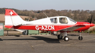 G-AZCN - Beagle B121 Pup - Private