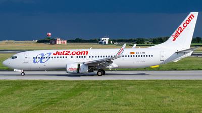 EC-LTM - Boeing 737-85P - Jet2.com
