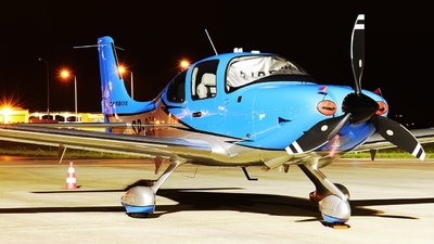 SP-ODA - Cirrus SR22-GTS - Private