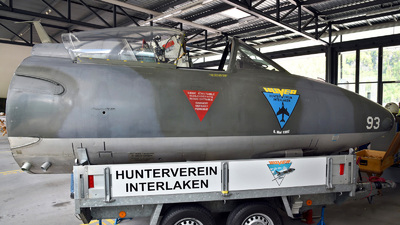 J-4093 - Hawker Hunter F.58 - Switzerland - Air Force